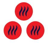 heat stroke icon